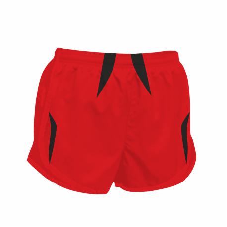 Panelled Zuco running shorts - Gene