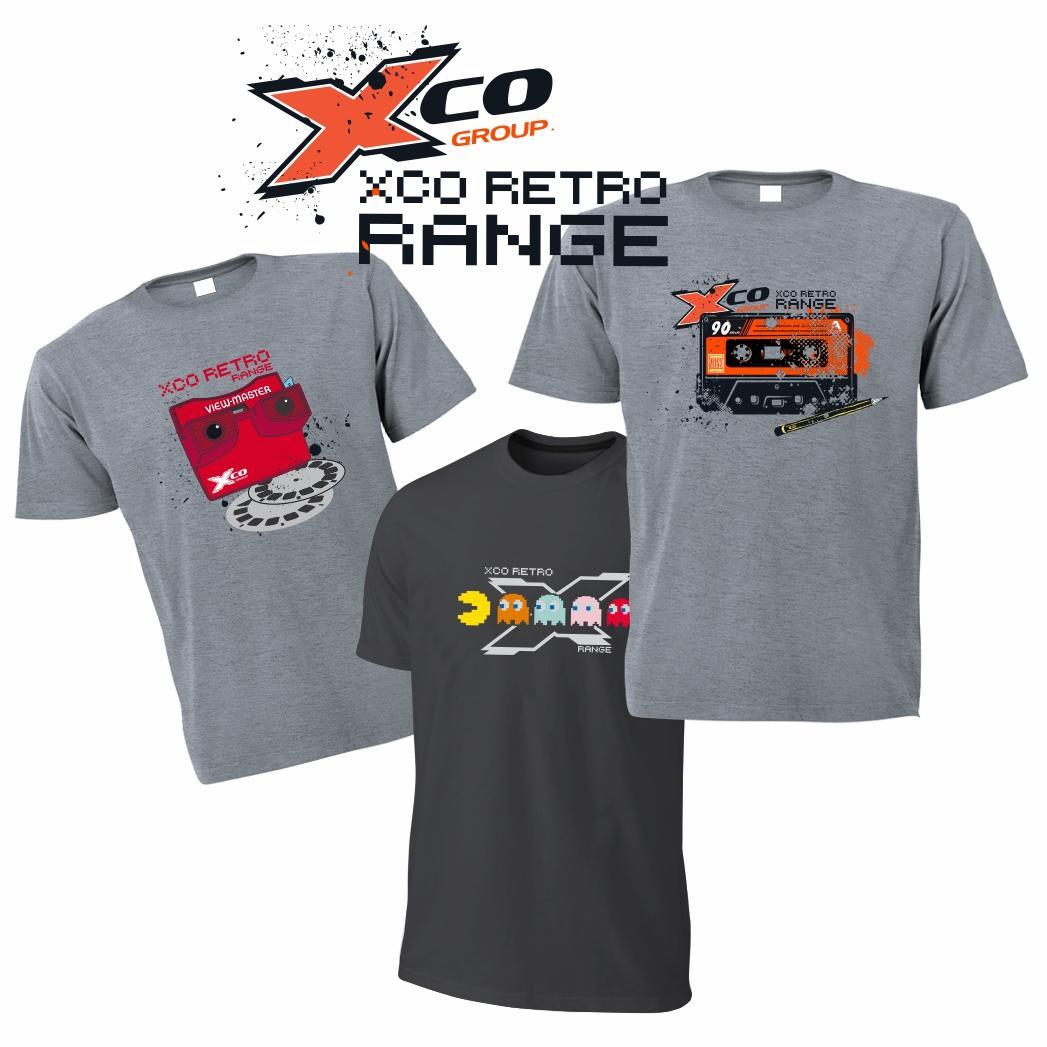 XCO Retro Range T-Shirts