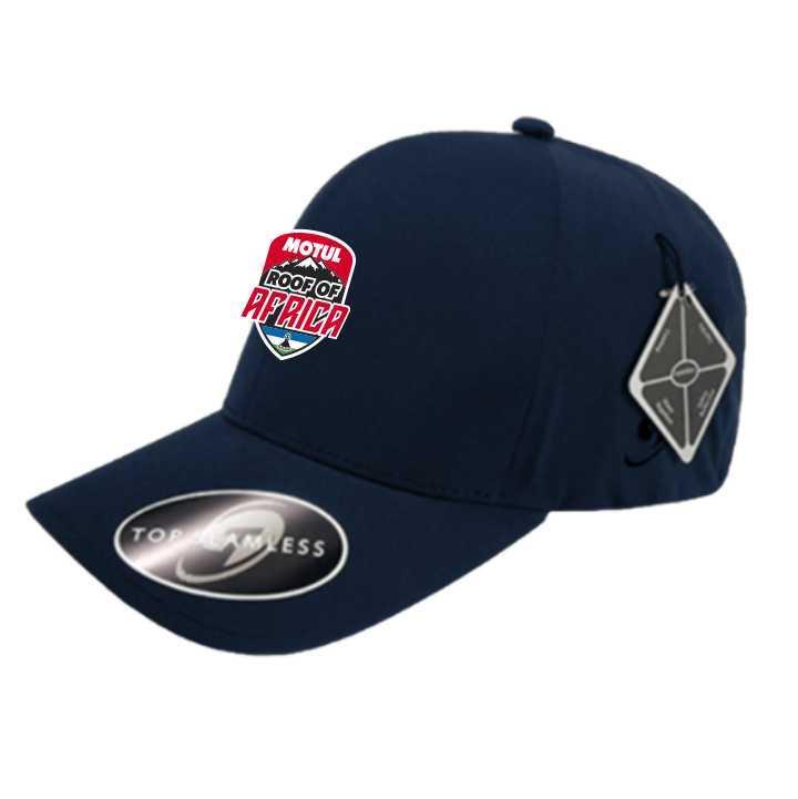 Welded Seam Golf Cap - Navy
