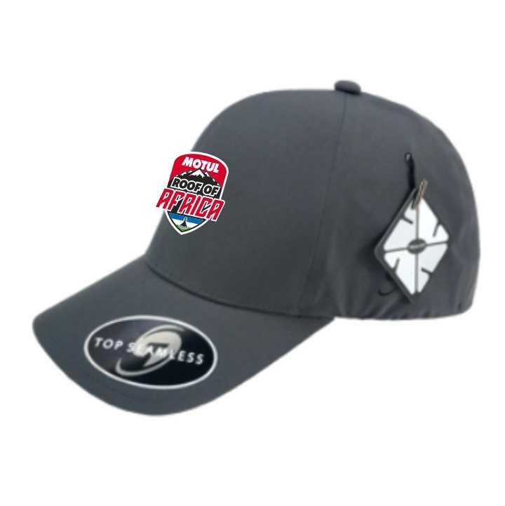 Welded Seam Golf Cap - Grey