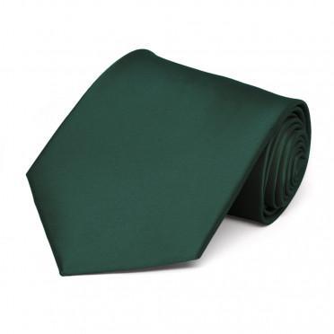 Lounge Shirts & Formal Shirts | All Colours - Plain Uniform Tie - 2