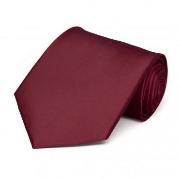 Lounge Shirts & Formal Shirts | All Colours - Plain Uniform Tie - 3