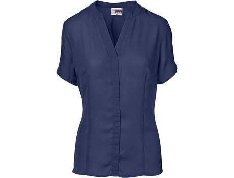 Ladies Short Sleeve Ava Blouse