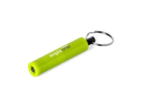 Tubular Torch Keyholder - Lime Only