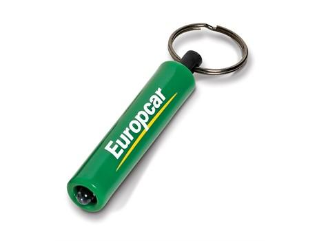 Tubular Torch Keyholder - Green Only