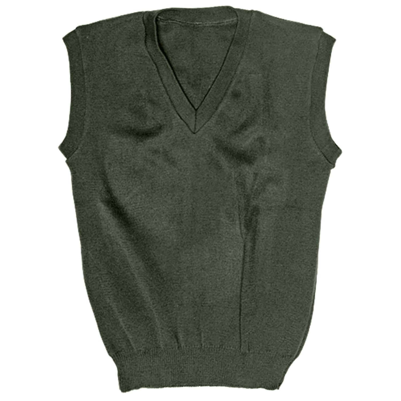 Jersey V-neck S/s - Black / Navy / Cedar Green