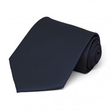 Lounge Shirts & Formal Shirts | All Colours - Plain Uniform Tie - 4