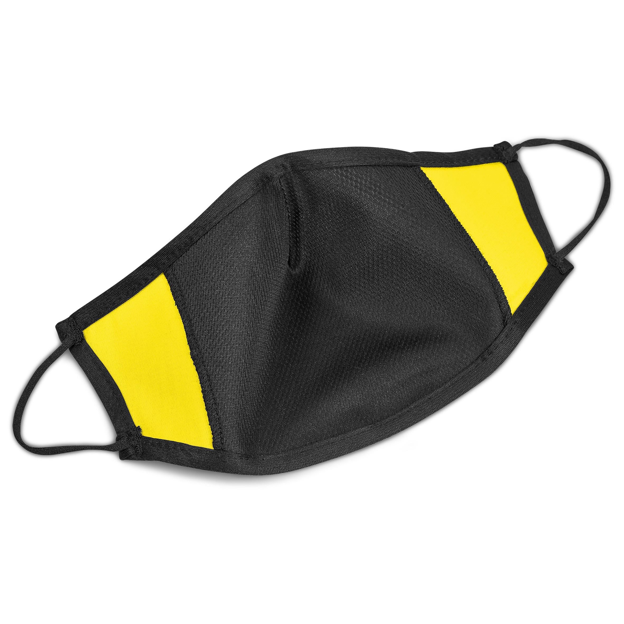 FACE MASKS & SHIELDS   Iona Adults Double-layer Ear Loop Face Mask - 2