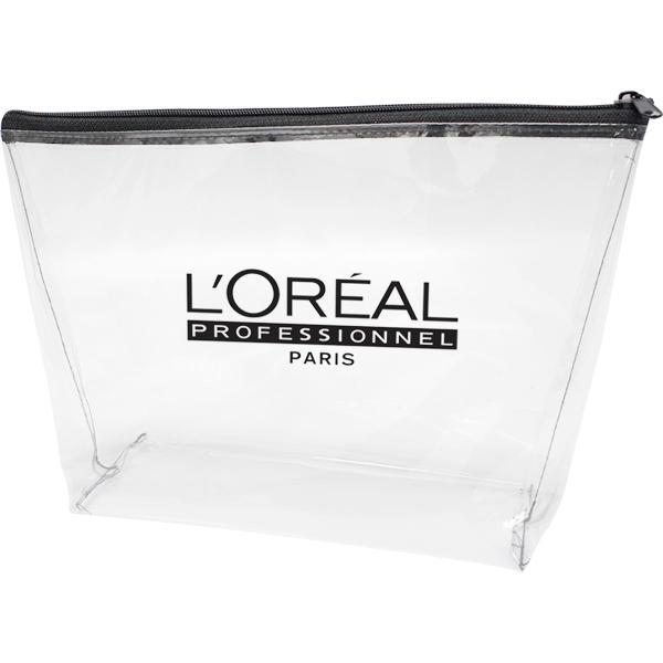 Abha Pvc Cosmetic Bag With 1 Col Screen Print