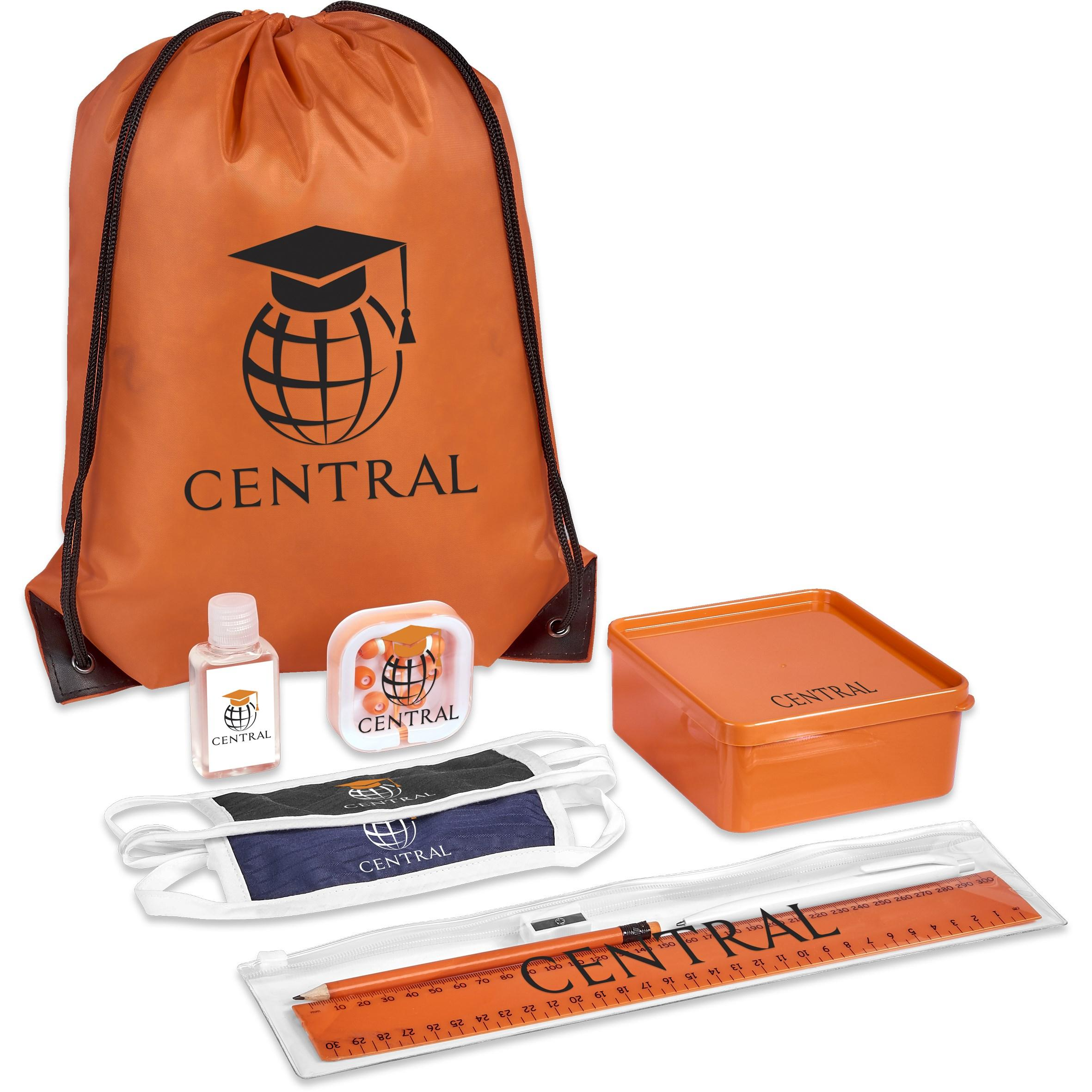 Safety-1st Jordan Senior Kit - Orange Only