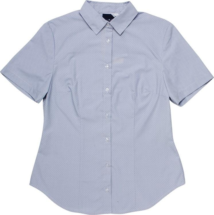 Rita Short Sleeve Blouse - Off White Only