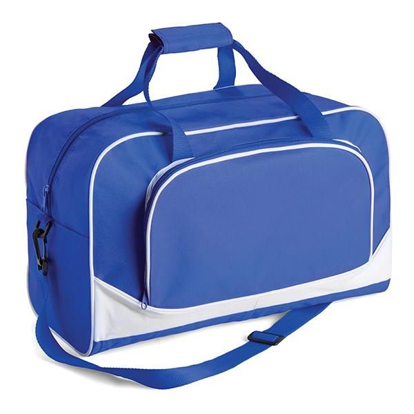 Step Up Your Game Bag - Royal Blue