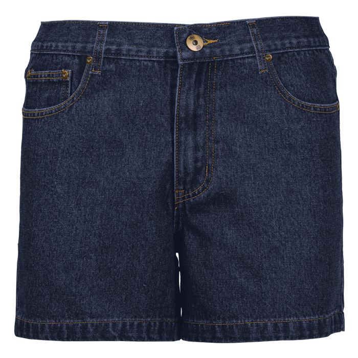 Bundu Denim Shorts (bun-den)