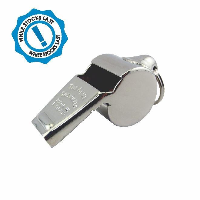 Acme 58.5 Thunderer Brass Whistle - Wsl