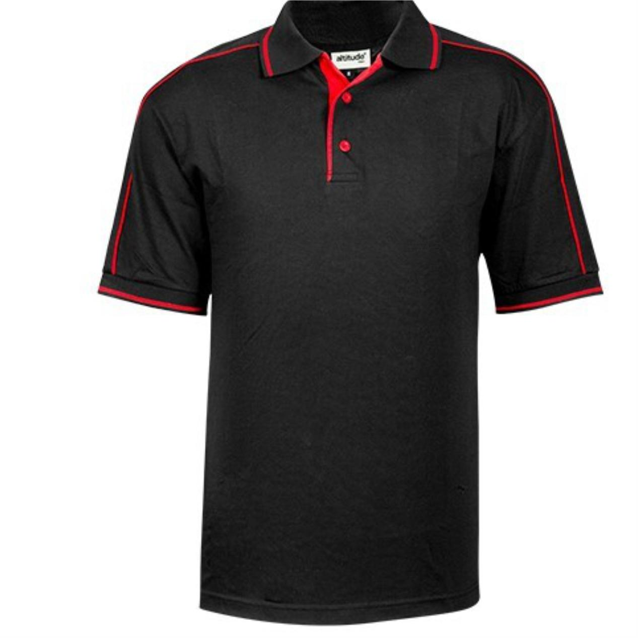 Mens Trensetter Golf Shirt