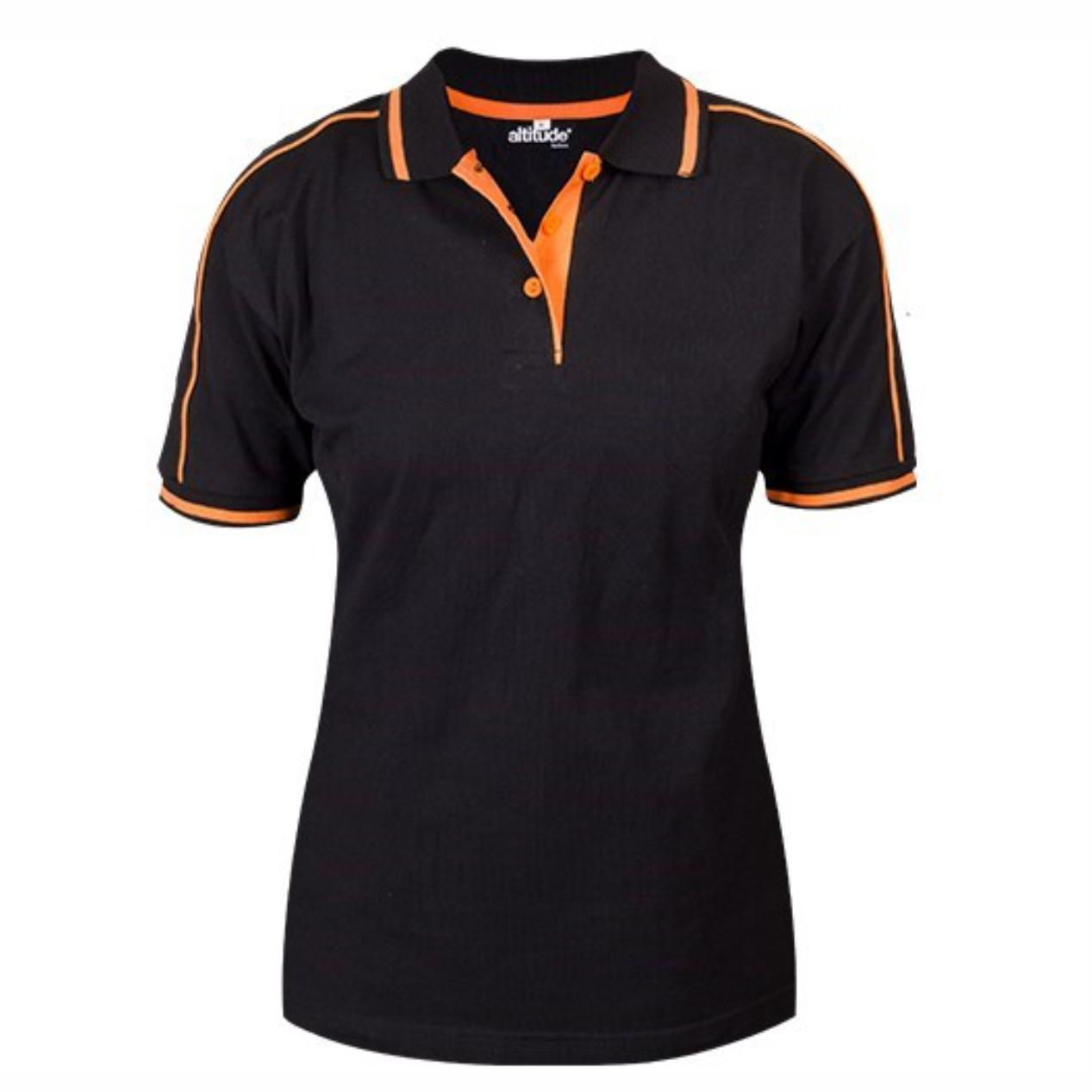 Prime Ladies Golfer - Orange