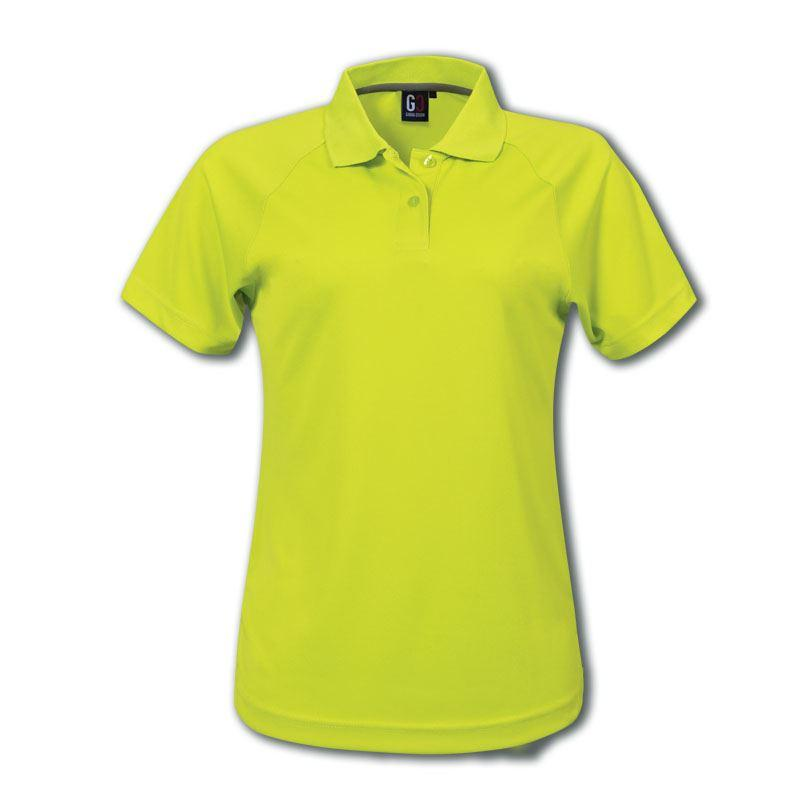 Gc Ladies Classic Sports Polo - Alternative Stock (end Of Range)