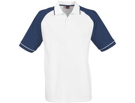 Mens Sydney Golf Shirt - Navy Only