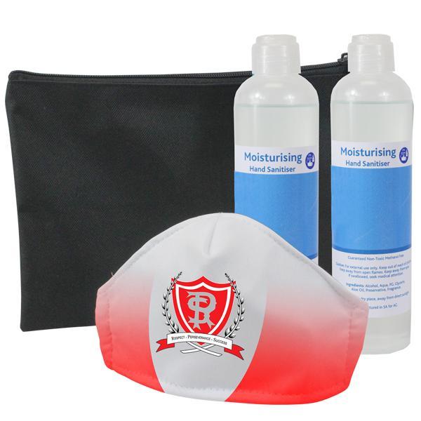 Smarty Sanitisers And Mask 250ml Set