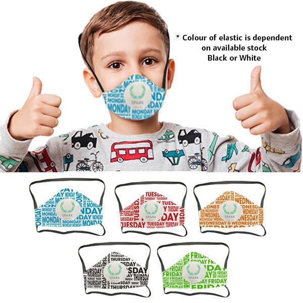 Boomer 5 Days 3 Layer Fc Face Masks