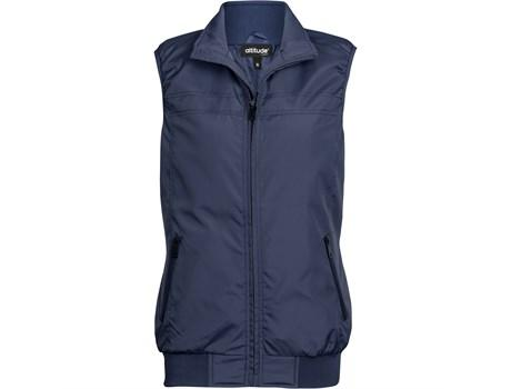 Ladies Colorado Bodywarmer - Navy Only