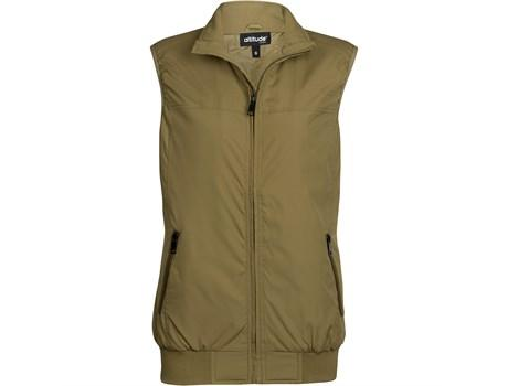 Ladies Colorado Bodywarmer - Khaki Only