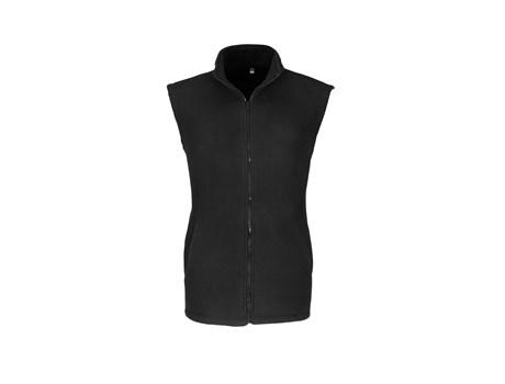 Mens Yukon Micro Fleece Bodywarmer - Black Only