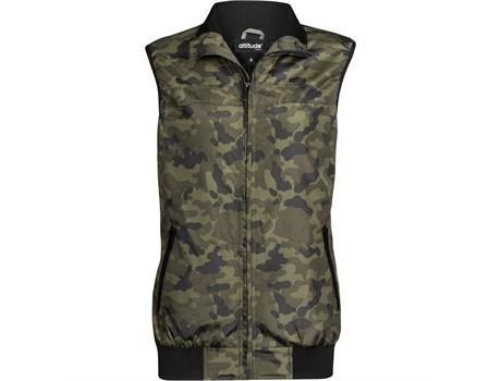 Ladies Colorado Bodywarmer - Camo Only