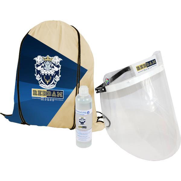 Nemo Face Shield Set With Sticker & Bag