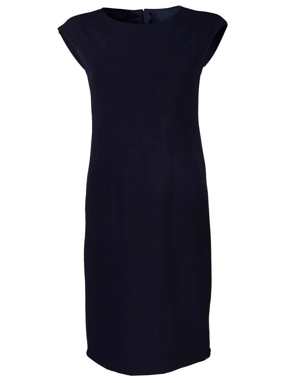 Kendal 599 S/less Dress - Navy