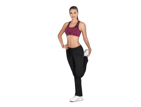 Ladies Alpha Track Pants - Black Only
