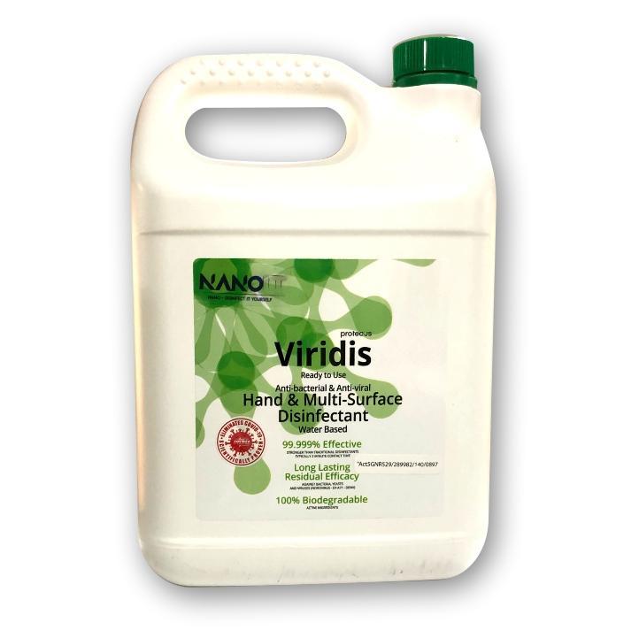 Nano Disinfectant 5 Liter