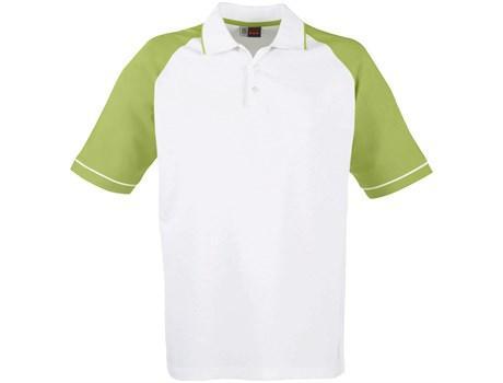 Mens Sydney Golf Shirt - Green Only