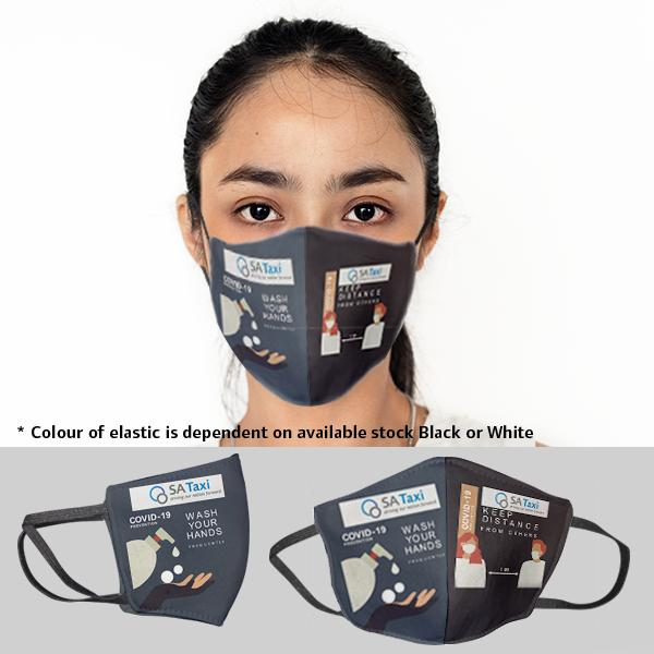 Be Safe 3 Layer Beak Mask-ladies | Stay Home