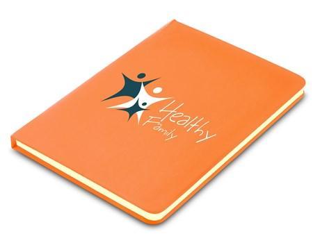 Bravado Midi Notebook - Orange Only