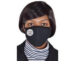 Cotton 3-ply Face Mask - Includes 1 Colour Silk