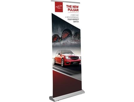Ovation Fabric Pull-up Banner