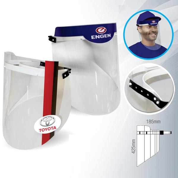 Kai Adult Face Shield With 1 Fc Sticker
