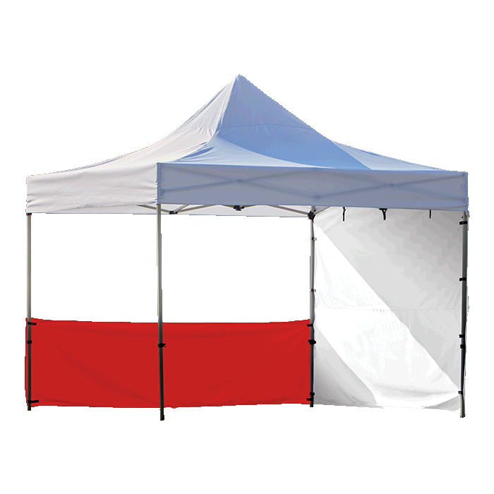 Gazebos Half Wall - Digital - Skin Only (240 Gsm)