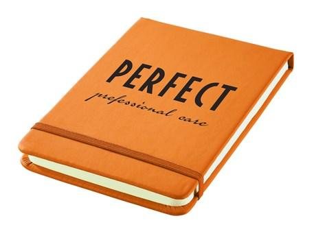 Discovery A6 Flip Journal - Orange Only