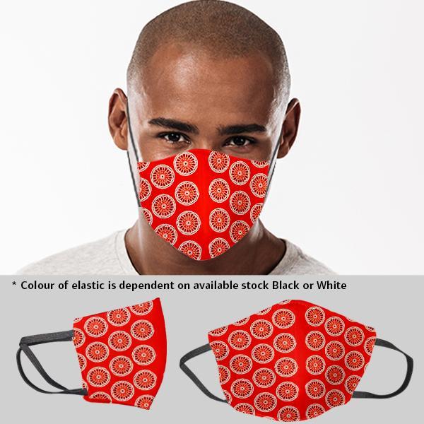 Mens Nani 3 Layer Mask Fc