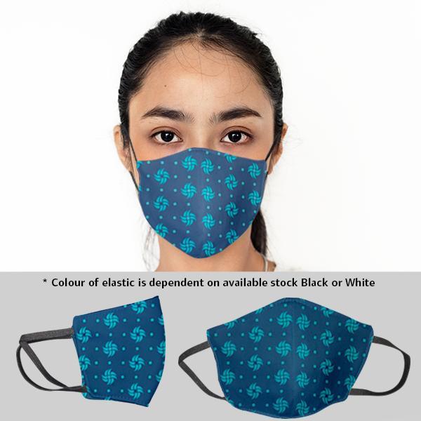 Ladies Remi 3 Layer Mask Fc