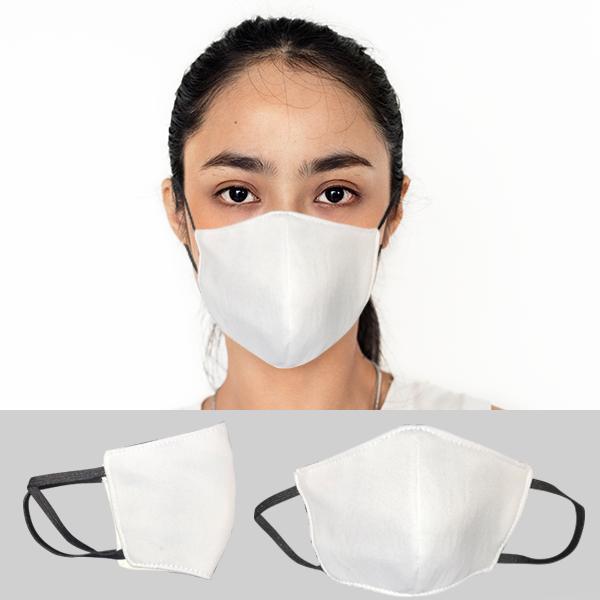 FACE MASKS & SHIELDS | Gage Unbranded 3 Layer Washable Beak Mask-ladies - 1