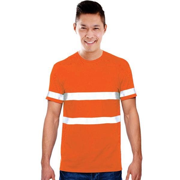 Mens Jesny T-shirt With Reflective Strip & Ddt 4xl