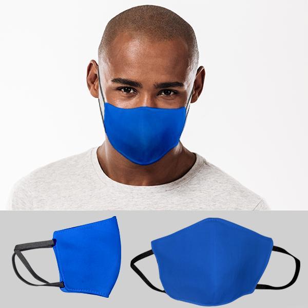 FACE MASKS & SHIELDS | Gage Unbranded 3 Layer Washable Beak Mask -men - 2