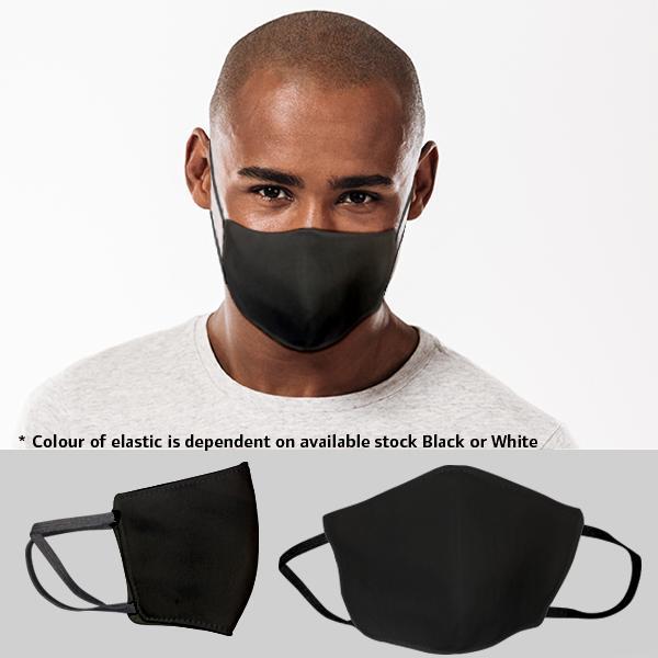 FACE MASKS & SHIELDS | Gage Unbranded 3 Layer Washable Beak Mask -men - 1