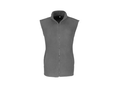 Mens Yukon Micro Fleece Bodywarmer - Grey Only