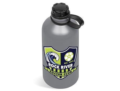 Ava Water Bottle - 500ml - Grey