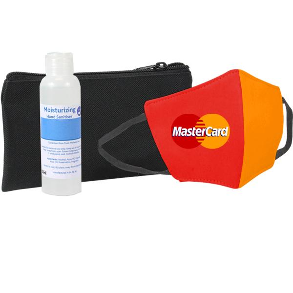 Sanitiser And Mask Corporate Set 9