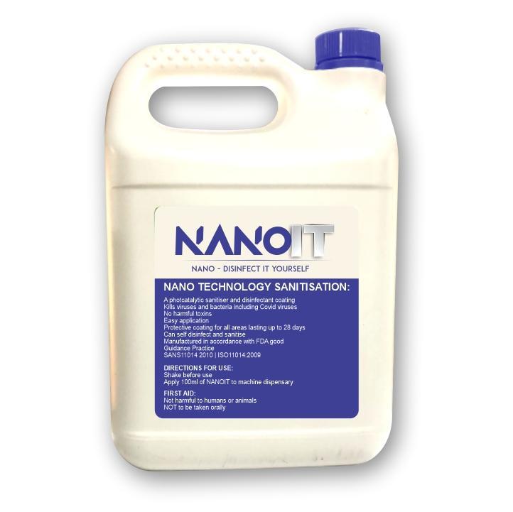 Nano 5 Liter